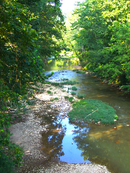 Ninth in the periodic Blue Water Trails series-Tygarts Creek