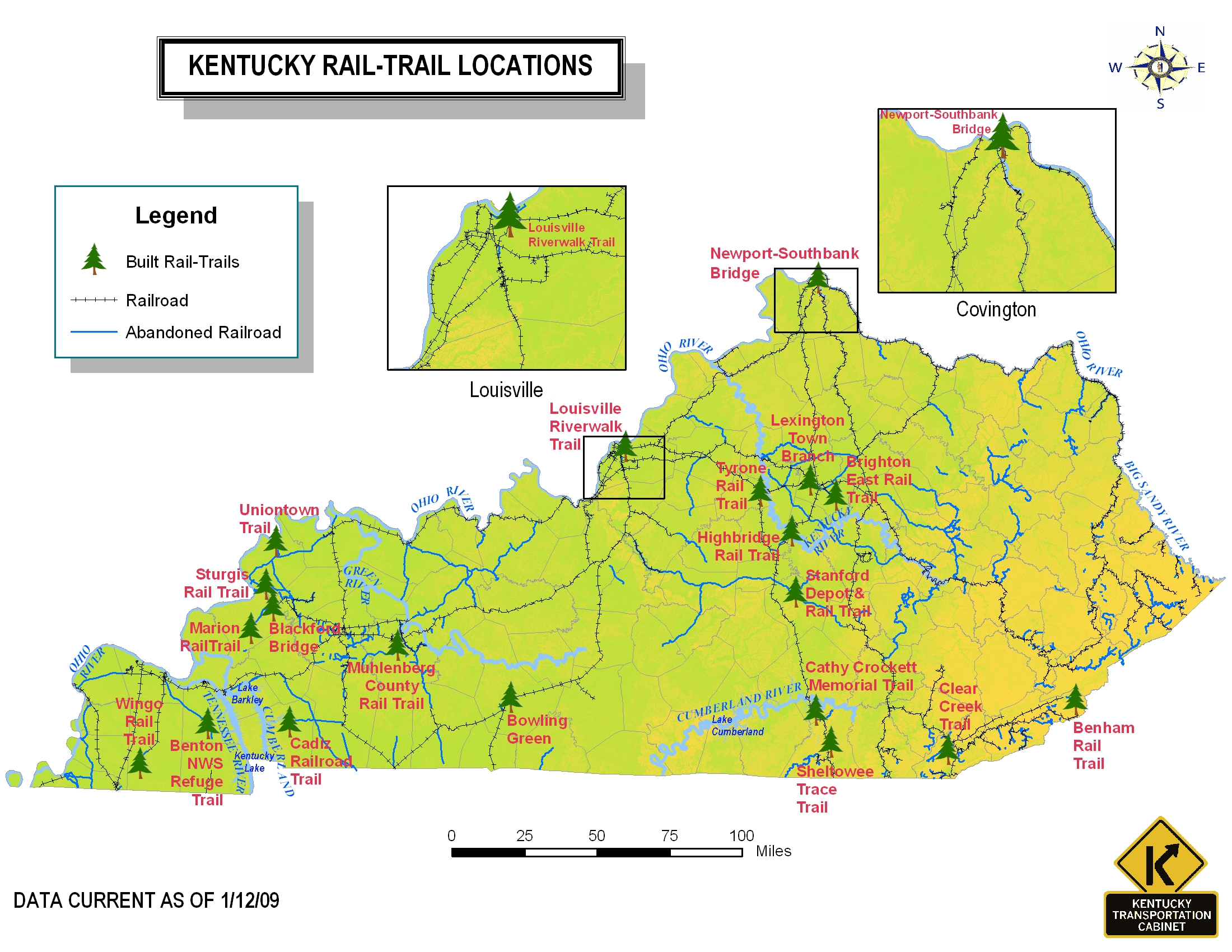 Rail To Trail Project Considered In East Ky