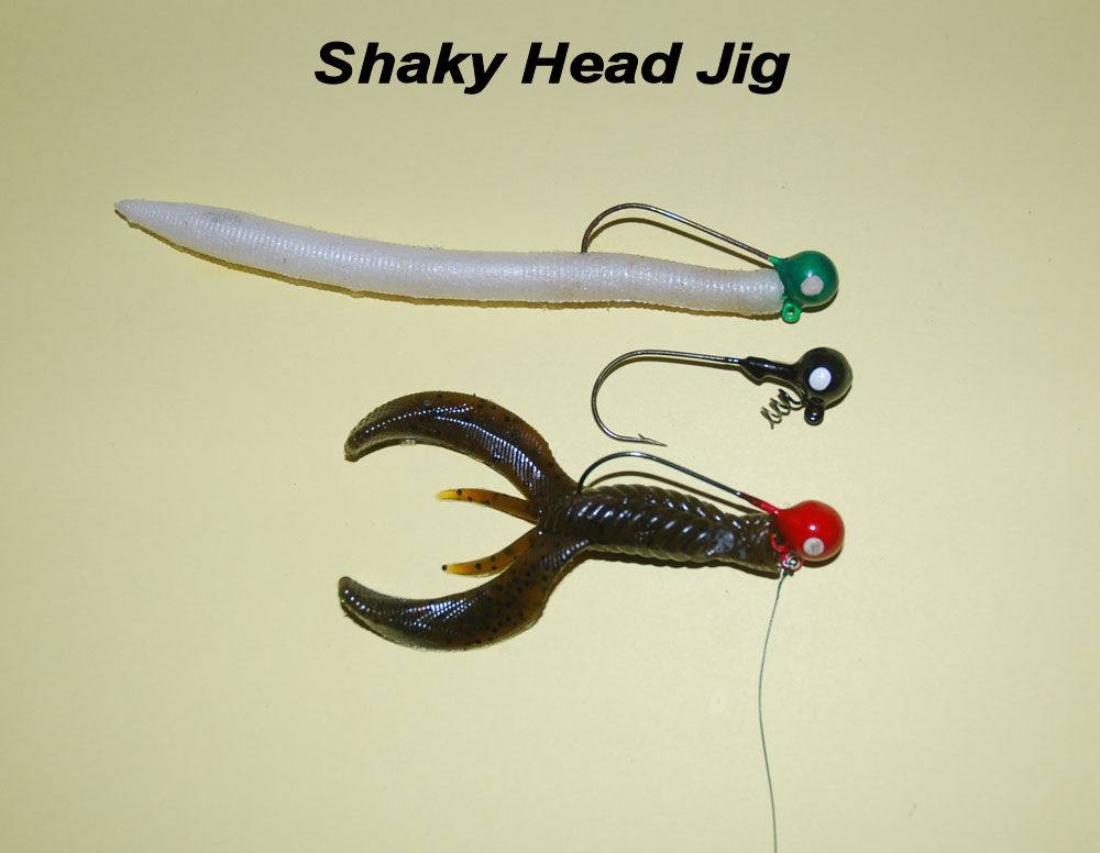 fishing the shaky head jig kentuckyangling news magazine