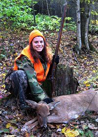 Early muzzleloader deer season