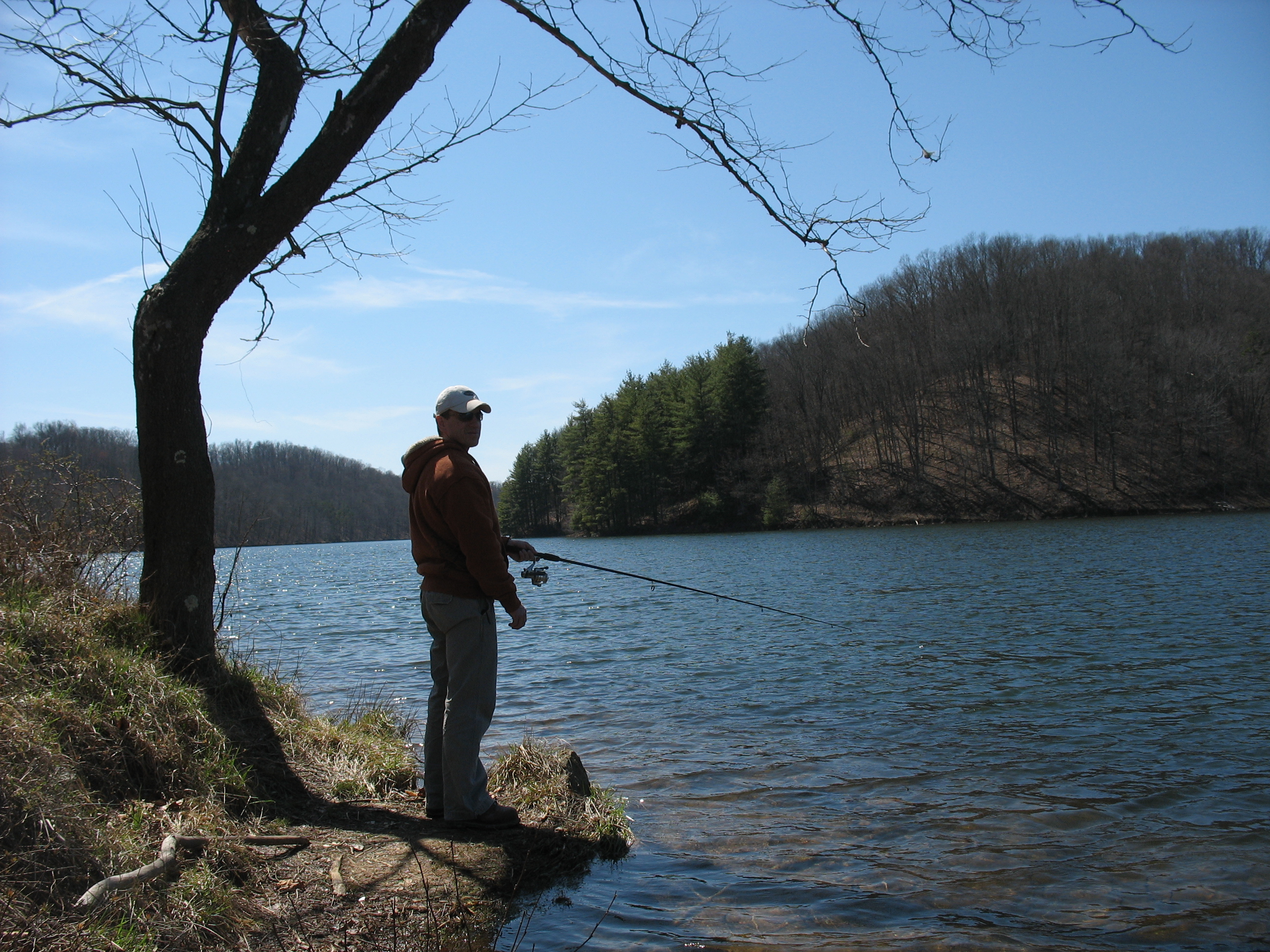 Eastern kentucky fishing report kentuckyangling news for Fishing report kentucky lake