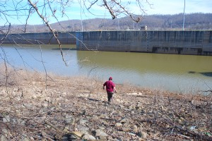 Locks and dam: A day to remember