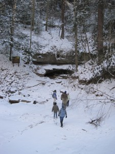 Carter Caves offers Winter Adventure Weekend