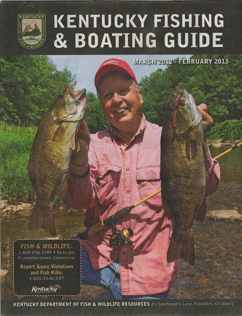 Mike Mainhart Photo selected for Fishing & Boating Guide