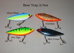 Baits for Early Spring Success: Part 2