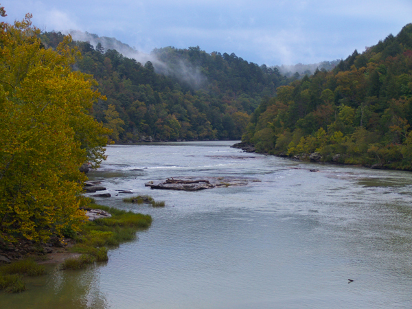 Blue Water Trails  North Fork Cumberland River