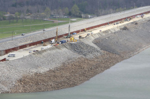 Wolf Creek Dam Project to be completed soon