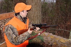 Kentucky Fish and Wildlife offers free sportsman's licenses to first-time youth hunters at shows in Louisville and Lexington