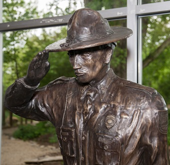 Memorial to honor Kentucky conservation officers who lost their lives in the line of duty