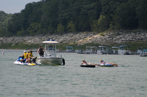 Operation Dry Water focuses on making Kentucky waterways safer for boaters