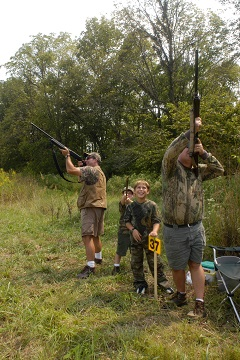 Mentor-youth dove hunt sign-ups begin Aug. 12