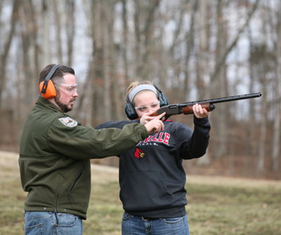 Hunter Education teaches safe hunting