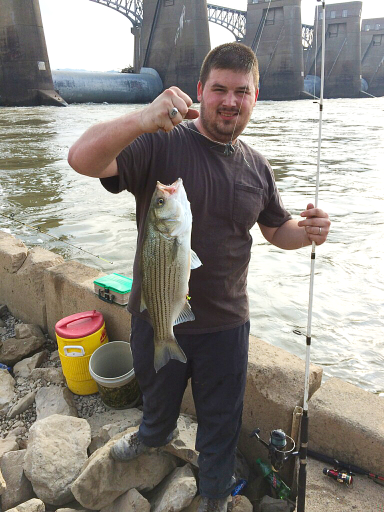 Eastern kentucky fishing kentucky angling news for Ohio river fish