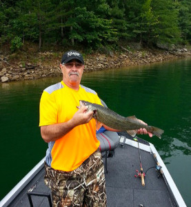 This fishing report was compiled for the week of Aug 26, 2014.