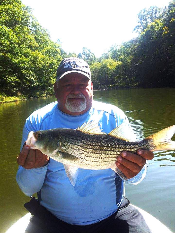 Eastern kentucky fishing report oct 21 kentuckyangling for Kentucky lake fishing reports