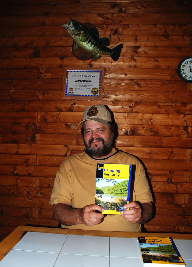 get your copy now! Camping Kentucky