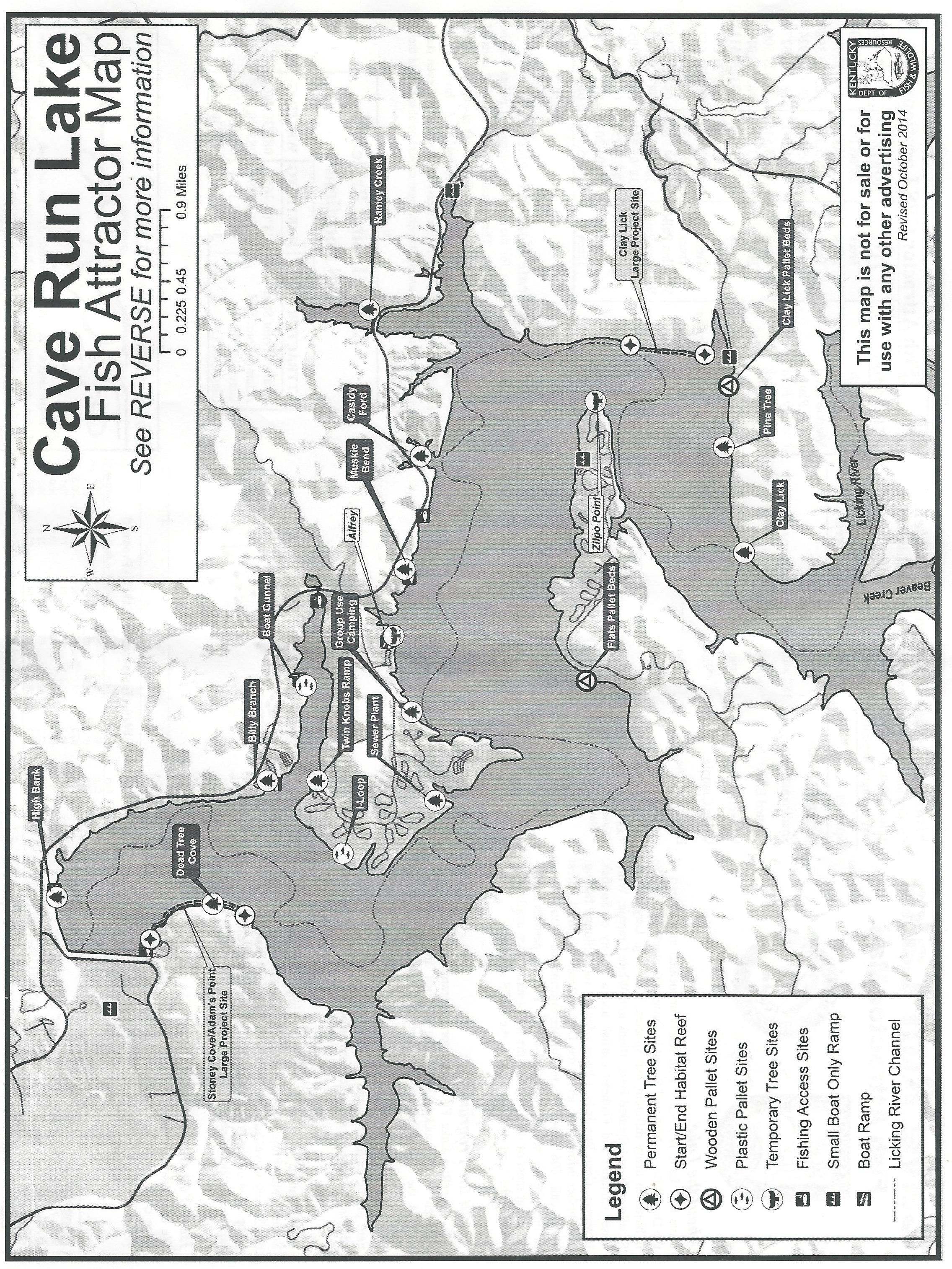 Cave Run Habitat Project Update - KentuckyAngling News ... Cave Run Lake Map on cave run fishing, cave run camping, dale hollow reservoir map, cumberland river map, cave lake fishing, cave lake ky, red river gorge climbing map, the land between lakes map, cave run zilpo, cave run marina, cave run multiplication, daniel boone forest map, ohio river map, cumberland falls map, united states map,