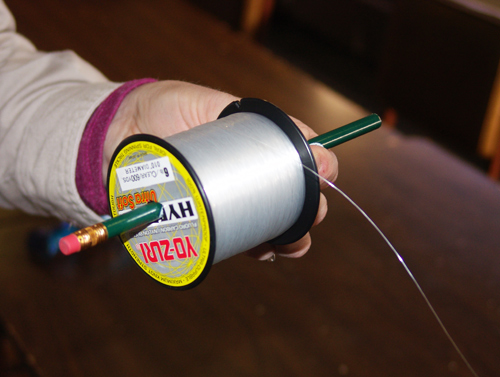 Proper spooling of spinning  and baitcasting reels