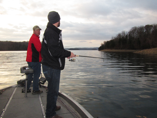 Best weather conditions for planning spring fishing trips