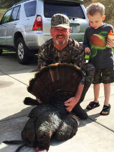 Gobble-Gobble!!  Spring Turkey season is here