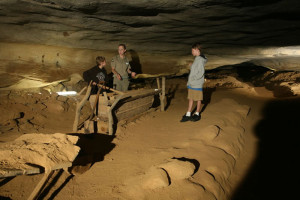 Carter Caves offers some fun family tours this summer