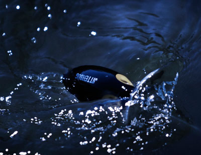 Top water lures during low light periods break the mid for Best light for night fishing