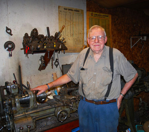 Bob Riggs is the product of five generations of Gunsmiths