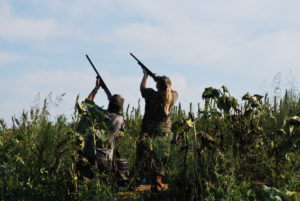 Mentor-youth dove hunts provide an excellent venue to introduce youths to joys of an early season dove hunts. Registration for these hunts begins Monday, Aug. 8.