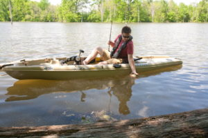 Best Kayaks for Flat Water Fishing