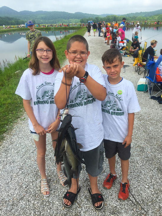 Free Fishing Day and the Kids Fishing Derby