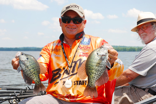 Crappie Fishing at Reelfoot Lake